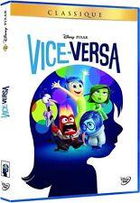 DVD *** VICE - VERSA ***  Walt Disney N° 114  ( neuf emballé )