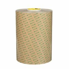 "3M 300LSE Double sided super sticky adhesive tape. Transfer tape  8"" x 180 yd."