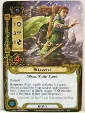 Lord of the Rings LCG - 1x #002 Legolas - The Sands of Harad