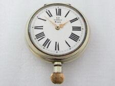 Original Beautiful Huge Watch Serviced Omega 8 Days Antique 1908-1912 Swiss