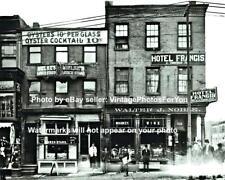 Old Antique Vintage St. Louis Restaurant Hotel Bar Saloon Building 1907 Photo