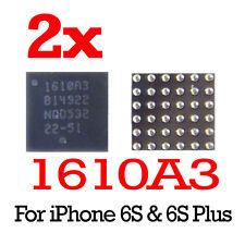 iPhone 6s 6s + Charger Charging Chip U2 IC 1610A3 for Motherboard Repair Lot 2