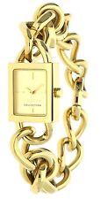 Esprit Collection Damen Armbanduhr Artemis gold EL102102F03