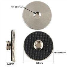 """CAMVATE 1/4"""" female to 3/8"""" male Convert Screw Adapter Fr Tripod Camera QR Plate"""