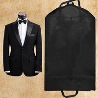Suit Travel Garment Bag Dress Storage Clothes Cover Coat Jacket Carrier LE