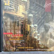 THIERRY MECHLER: rencontre (CD Organum 980067 /neu)
