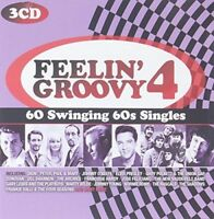 Feelin Groovy Volume 4 Various (Aus) Feelin Groovy Volume 4 Various (Aus) CD NEW