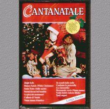 """COMPILATION """" CANTA  NATALE (CANTANATALE) """"MUSICASSETTA SIGILLATA LUNGA DURATA"""