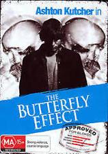 THE BUTTERFLY EFFECT - BRAND NEW & SEALED DVD (ASHTON KUTCHER, AMY SMART) REG.4