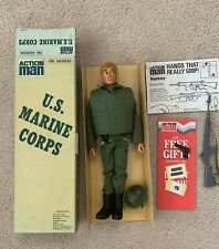 1984 Tsukuda Action Man US Marine Corps Palitoy GI Joe MIB