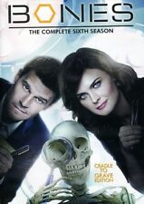 Bones, The Bones - Bones: The Complete Sixth Season [New DVD] Ac-3/Dolby Digital