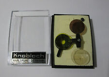 Knobloch Clip-on Iris & Filters set for glasses