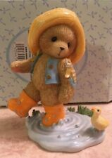 CHERISHED TEDDIES 2006 EUROPEAN EXCLUSIVE, NORMAN, DUCKY LUCKY, 4004802, NIB