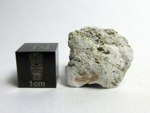 Touat 005 1.09g Lunar Meteorite Poss Pairing of Moon Rock Fragment