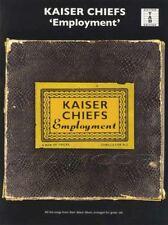 Kaiser Chiefs OCCUPAZIONE Scheda Chitarra Musica LIBRO prevedo una rivolta modo moderno