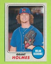 2017 Heritage Minors Gray - Grant Holmes (#182)  Midlands Rockhounds  13/25