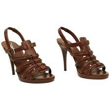 YSL Yves Saint Laurent Slingback platform sandal EU 41  UK8  US11 BRAND NEW
