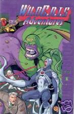 WildCATS Adventures Sourcebook #1 (Image Comics)