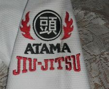 Atama Youth Single Weave Jiu Jitsu Gi Mestre em Kimonos Mde in Brazil Size 01/M1