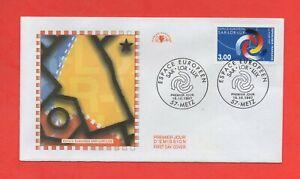 FDC 1997 - Espace Européen SAR-LOR-LUX   (1548)