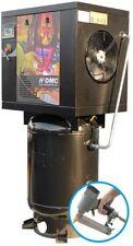 Hpdmc 75 Hp Rotary Screw Air Compressor 60gallon Air Tank 230v60hz With Nailer