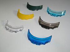 Lego ® Pare Brise Vaisseau Avion Bateau 3x6x1 Windscreen Choose Color 62360
