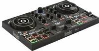 Hercules DJControl Inpulse 200 2Deck DJ Controller IMA8 leichte Gebrauchsspuren