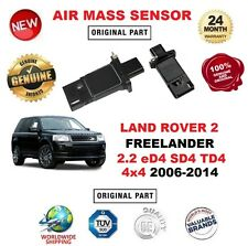 FOR LAND ROVER FREELANDER 2.2 eD4 SD4 TD4 4x4 224DT 2006-> 4 PIN AIR MASS SENSOR
