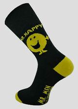 MR HAPPY CHAUSSETTES HOMMES TAILLE UK 6-11 EU 39-45 LICENCE OFFICIELLE AFFAIRE