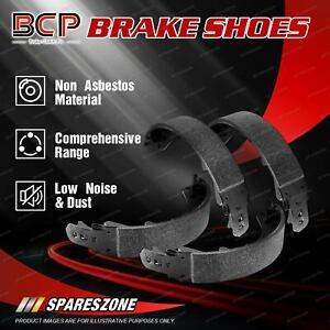 4Pcs BCP Rear Brake Shoes for Kia Rio JB 2006 - 2011 Premium Quality