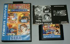 Classic Collection - SEGA MegaDrive Gunstar Heroes Altered Beast Flicky Alex Kid