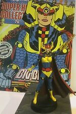 Colección Dc Comics Superhero Big Barda edición 76 EAGLEMOSS MIB Venta Muy Raro