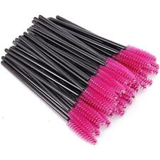50-100pcs Disposable Mascara Wands Eyelash Brush Applicator Extension Spoolies
