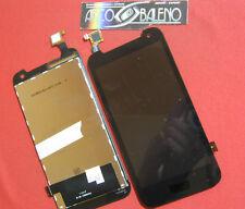 DISPLAY LCD+TOUCH SCREEN per HTC DESIRE 310 RICAMBIO VETRO VETRINO NERO NUOVO
