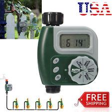 Garden Automatic Water Tap Timer Drip Digital Irrigation System Sprinkler HM