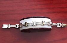 Sterling Silver Man Bracelet