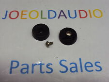 NAD 7125 or 7120 Original Feet/Mounting Screws. 1 Pair. Parting Out NAD 7125.