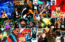 Snoop Dogg Collage Poster