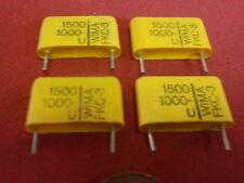 Condensatori org.fkc-3 WIMA 1,5nf (1500pf) 1kv = 19x12x4mm bipolare 4x 25532