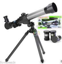 Black Binoculars Monocular Astronomical Telescope Magnification For Kids Tools