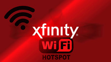 XFINITY WiFi Hotspot│ 2 Devices 1 Year Warranty 12 Months USA