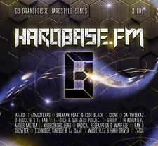 CD HardBase.FM Vol. 8 von Various Artists 3CDs