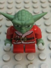 Star Wars LEGO MINIFIG Minifigure sw358 SANTA YODA CALENDAR 2011 7958!