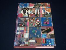 America's Glorious Quilts (1987, Hardcover) - Hong Kong - I 1