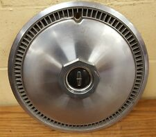 """1972 - 1977 Lincoln Mark Series Wheel Cover 15 """" Hubcap - 73 74 75 76 77 - 704"""
