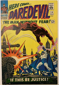 Daredevil The Man Without Fear #14 VF/NM 9.0 High Grade GEM! Marvel Wally Wood