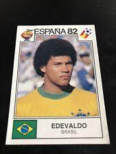 Panini Espana 82 - Edevaldo