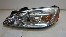 OEM 2005-2009 Pontiac G6 Cpe FL LH Halogen Headlight Lamp