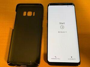 Samsung Galaxy S8 SM-G950U - 64GB - Black (Unlocked)
