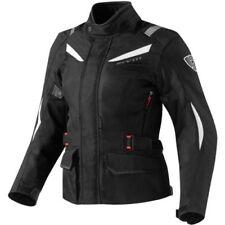 Giacche neri impermeabili marca Rev ' it per motociclista
